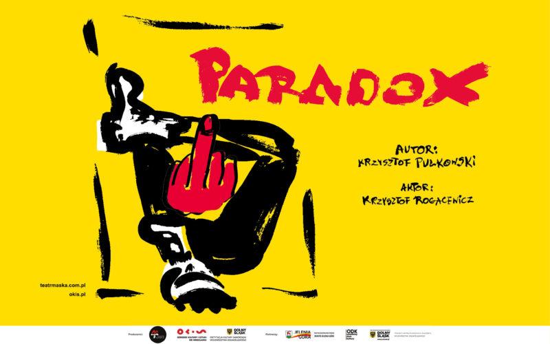 """Spektakl pt. """"Paradox"""""""