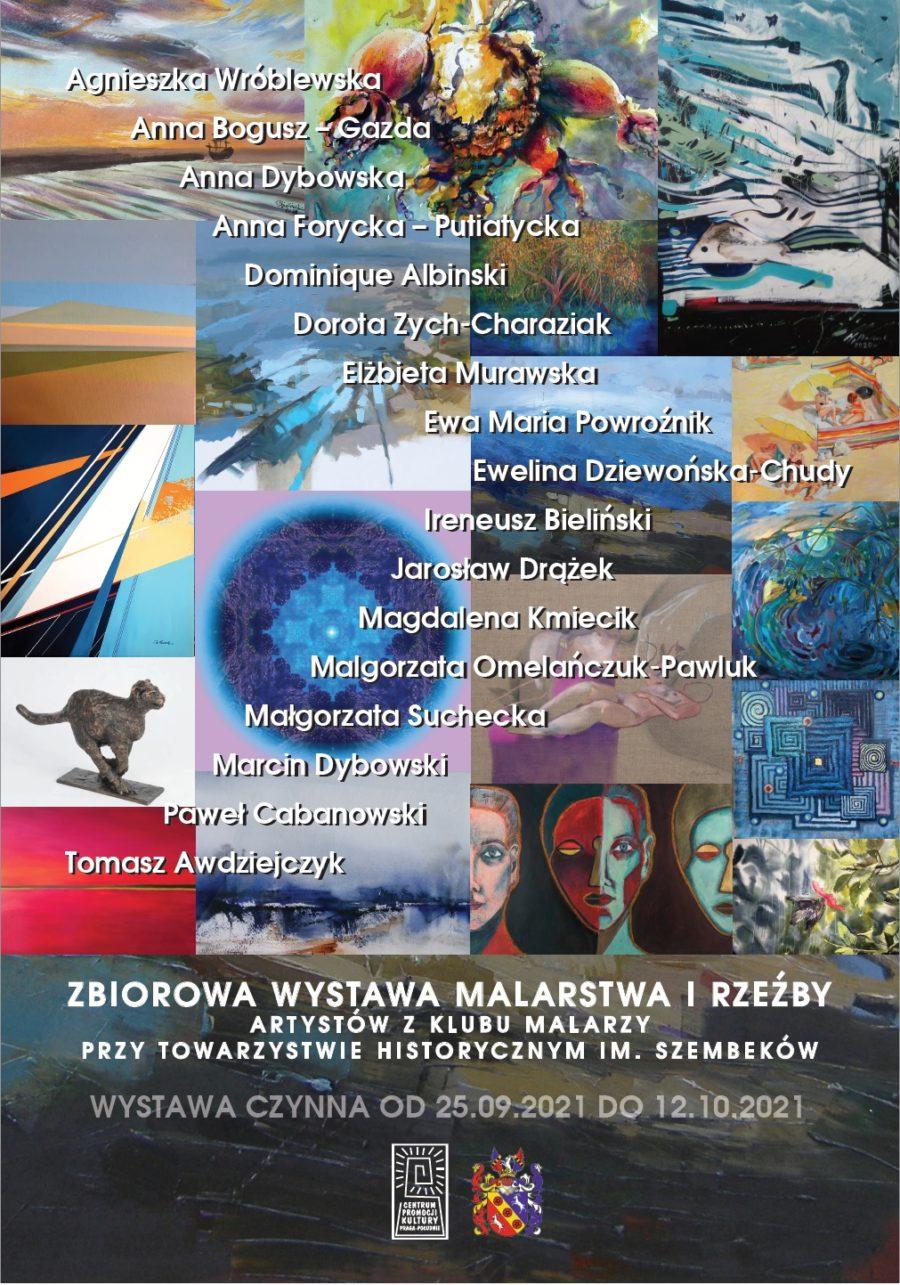 Zbiorowa wystawa malarstwa i rzeźby